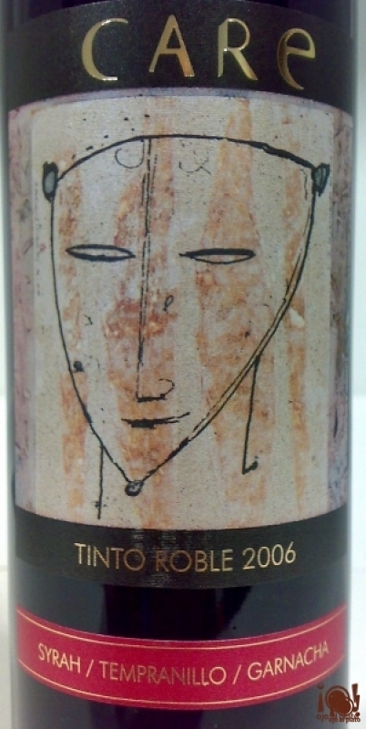 Care 2006 Tinto roble